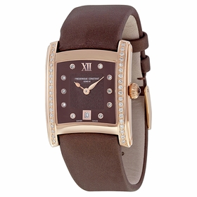 Frederique Constant FC-220CHD2ECD4 Delight Ladies Quartz Watch