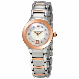 Frederique Constant FC-220WHD2ER2B Delight Ladies Quartz Watch