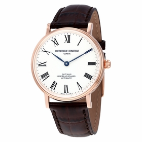 Frederique Constant FC-302P4S4 Art of Porcelain Mens Automatic Watch