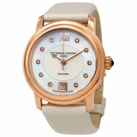 Frederique Constant FC-303WHD2P4  Ladies Automatic Watch