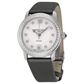 Frederique Constant FC-303WHD2PD6 Slimline Ladies Automatic Watch