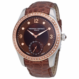 Frederique Constant FC-700MPCD3MDZ9-BR  Ladies Automatic Watch