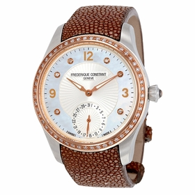 Frederique Constant FC-700MPWD3MDZ9-BR Maxime Ladies Automatic Watch