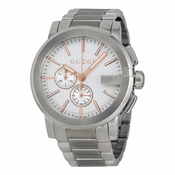 Gucci YA101201 G-Chrono Mens Chronograph Quartz Watch