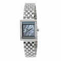 Gucci YA128404 G-Frame Ladies Quartz Watch