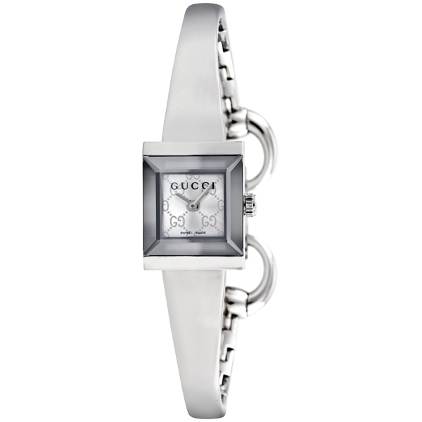 Gucci g Frame Ladies Watch Gucci Ya128511 g Frame Ladies