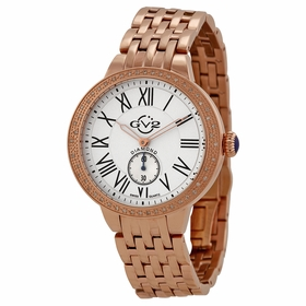 GV2 by Gevril 9102 Astor Ladies Quartz Watch