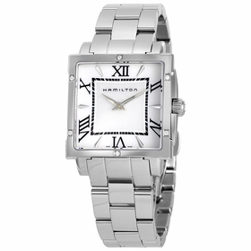 Hamilton H32291114 Jazzmaster Ladies Quartz Watch