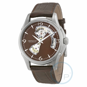 Hamilton H32565595 Jazzmaster Open Heart Mens Automatic Watch