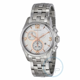 Hamilton H32612155 Jazzmaster Mens Chronograph Quartz Watch