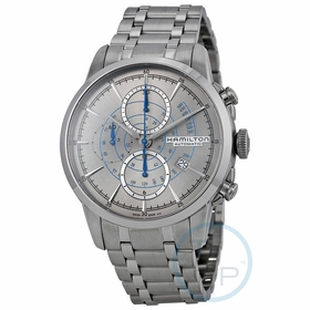 Hamilton H40656181 Railroad Mens Chronograph Automatic Watch