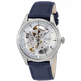 Hamilton H42405991 Jazzmaster Viewmatic Ladies Automatic Watch