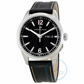 Hamilton H43311735 Broadway Day Date Mens Quartz Watch
