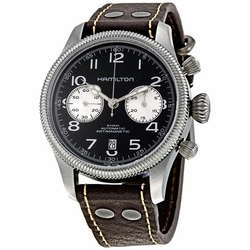 Hamilton H60416533 Khaki Field Mens Chronograph Automatic Watch