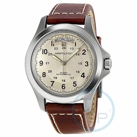 Hamilton H64455523 Khaki Mens Automatic Watch