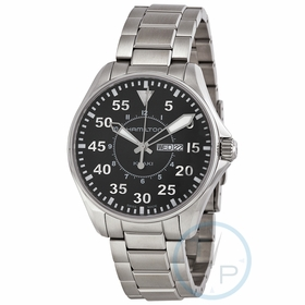 Hamilton H64611135 Khaki Pilot Mens Quartz Watch