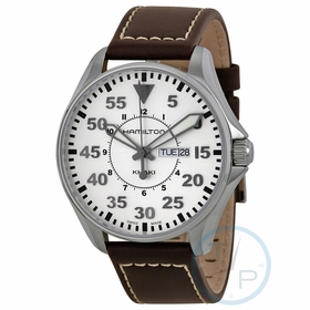 Hamilton H64611555 Khaki Pilot Mens Quartz Watch