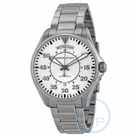 Hamilton H64615155 Khaki Pilot Pioneer Mens Automatic Watch