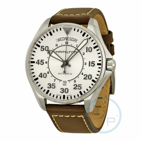 Hamilton H64615555 Khaki Pilot Mens Automatic Watch