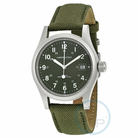 Hamilton H69419363 Khaki Field Mens Hand Wind Watch