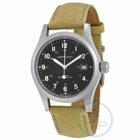 Hamilton H69419933 Khaki Field Mens Hand Wind Watch