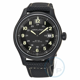 Hamilton H70575733 Khaki Field Mens Automatic Watch