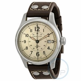 Hamilton H70595523 Khaki Field Mens Automatic Watch