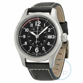 Hamilton H70595733 Khaki Field Mens Automatic Watch