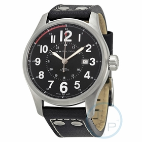 Hamilton H70615733 Khaki Officer Mens Automatic Watch