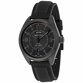 Hamilton H70695735 Khaki Field Day Date Mens Automatic Watch