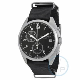 Hamilton H76552433 Stainless Steel Mens Chronograph Quartz Watch