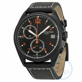 Hamilton H76582733 Pilot Pioneer Mens Chronograph Quartz Watch
