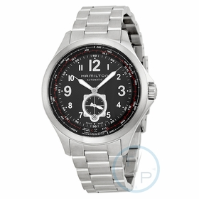 Hamilton H76655133 Khaki Aviation Mens Automatic Watch