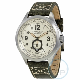 Hamilton H76655723 Khaki Aviation Mens Automatic Watch