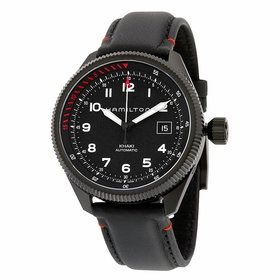Hamilton H76695733 Khaki Takeoff Air Zermatt Mens Automatic Watch