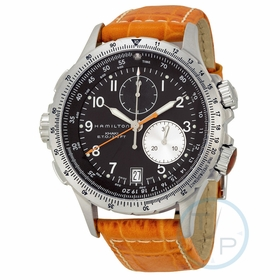 Hamilton H77612933 Khaki ETO Mens Chronograph Quartz Watch