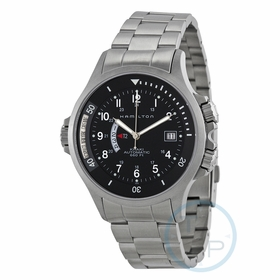 Hamilton H77615133 Navy GMT Mens Automatic Watch