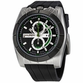 Haurex Italy 3D362UNV Sport Mens Chronograph Quartz Watch