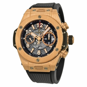 Hublot 411.OX.1180.RX Big Bang Mens Chronograph Automatic Watch