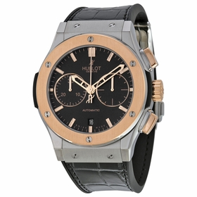 Hublot 521.NO.1180.LR Classic Fusion Mens Chronograph Automatic Watch
