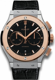 Hublot 521.NO.1181.LR Classic Fusion Mens Chronograph Automatic Watch