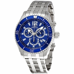Invicta 0620 Specialty Mens Chronograph Swiss Quartz Watch