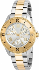 Invicta 21685 Angel Ladies Chronograph Quartz Watch