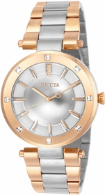 Invicta 23727 Angel Ladies Quartz Watch