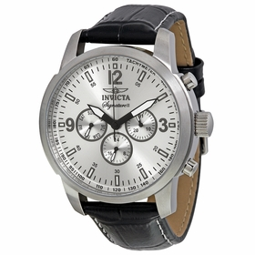 Invicta 7338 Signature II Mens Chronograph Quartz Watch