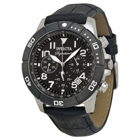 Invicta 7345 Signature II Mens Chronograph Quartz Watch