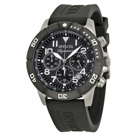 Invicta 7348 Signature II Mens Chronograph Quartz Watch