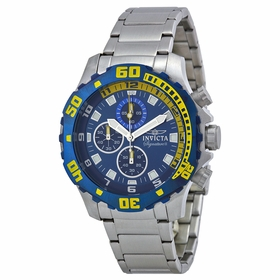 Invicta 7353 Signature II Mens Chronograph Quartz Watch