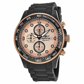 Invicta 7374 Signature II Mens Chronograph Quartz Watch