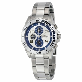 Invicta 7389 Signature II Mens Chronograph Quartz Watch